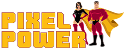 Pixel Power Cleveland Logo